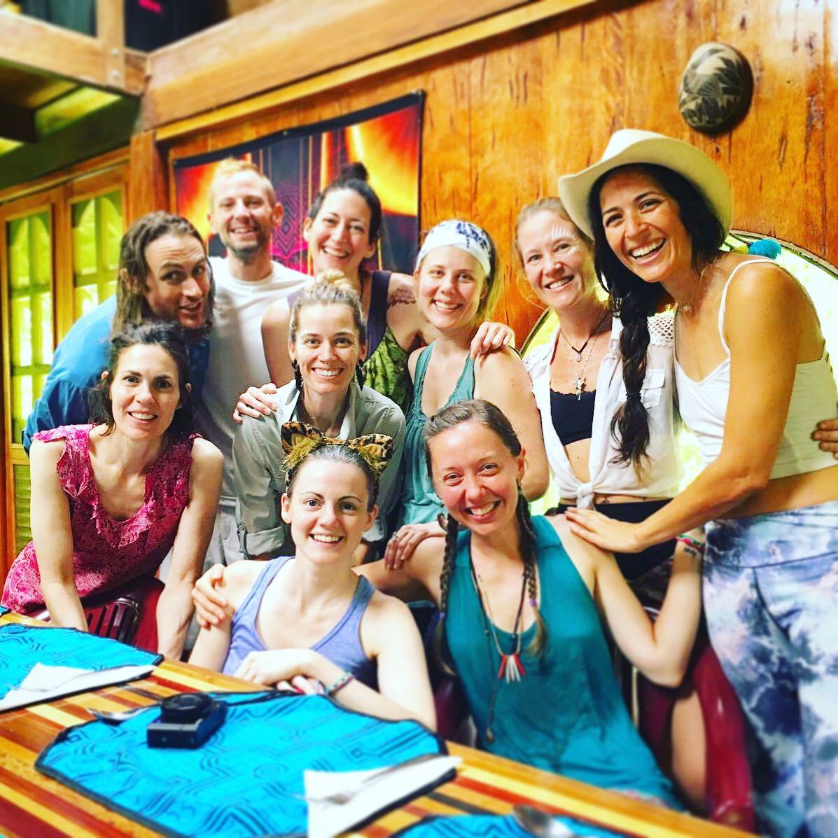 Healing Retreats   Rainforest Healing Center